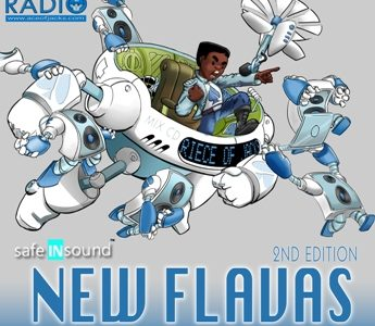 NEW FLAVAS 2nd Edition – Sponsored by Safe in Sound App