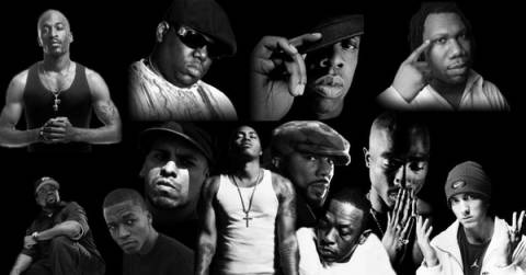 Who is the greatest rapper of all time?