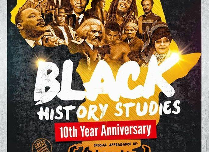 Black History Studies 10th Anniversay – Music by Ace Of Jacks Radio
