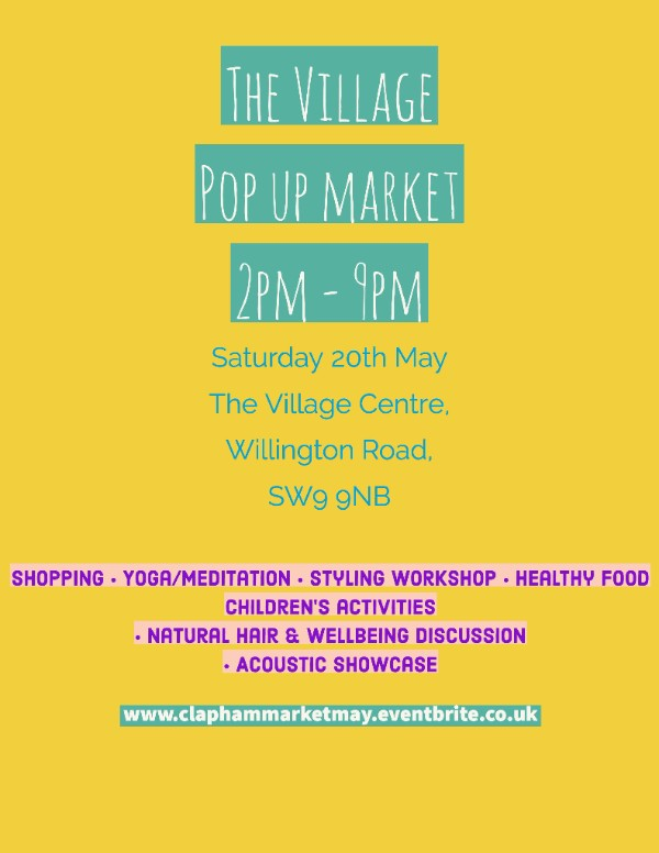 Ace Of Jacks Radio back at The Village Pop-up Market: 20th May 2017