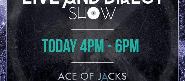 Drive time with the Live & Direct Show!