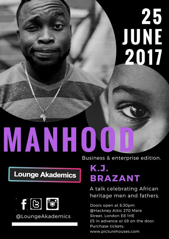 "Ace Of Jacks Radio at Lounge Akademics ""Manhood"" Fatherhood Special."