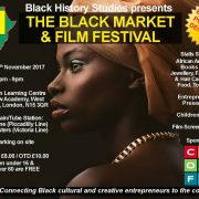 Ace Of Jacks at The Black Market & Film Festival