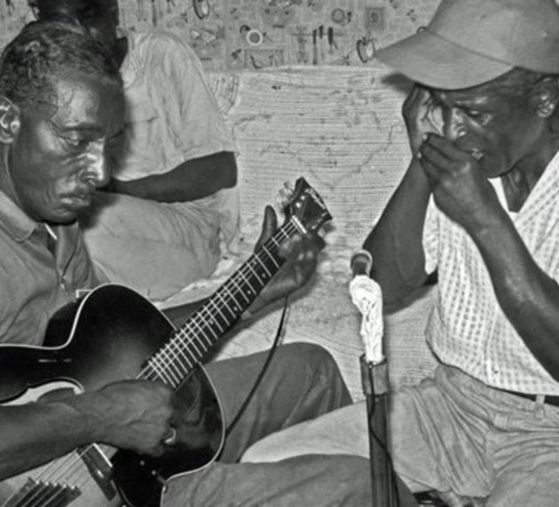 Riece Of Jacks on Blues Music