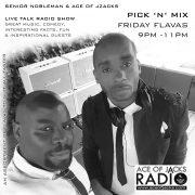 Pick N Mix Friday Flavas