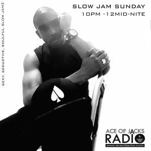 SLOW JAM SUNDAY