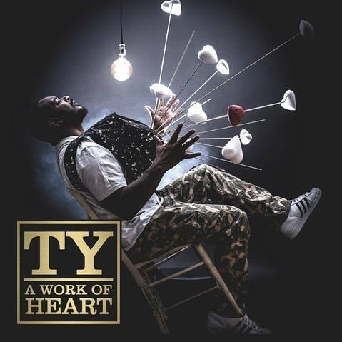 A Work of Heart – Ty Releases his 5th instalment