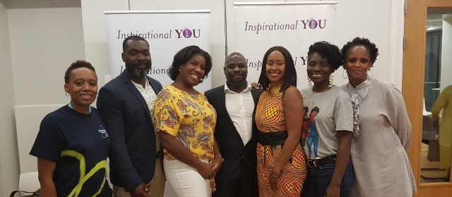 "Senior Nobleman panellist at IY's ""Let talk relationships & selfcare"""