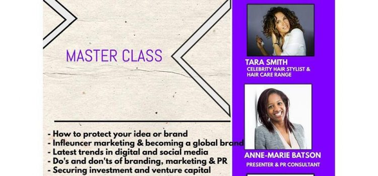Inspirational You presents: Protect and grow your brand – 27th June 2018