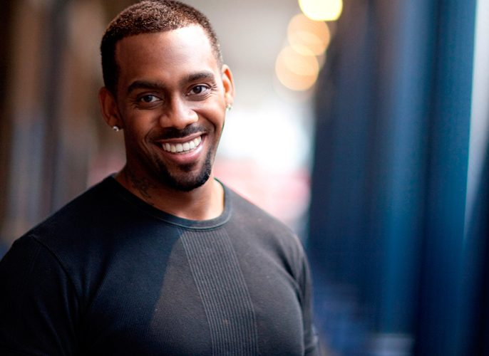 Riece Of Jacks talks Richard Blackwood facts