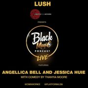 Don't miss the #blackmagicpodcast live at Lush Studio Soho at 6.30pm!
