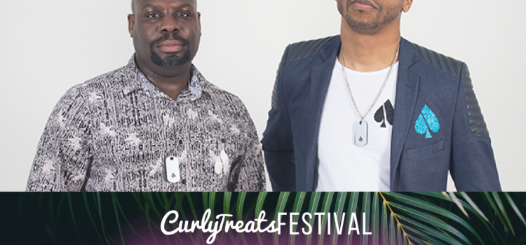 Did we mention we are at the Curly Treats Festival 2018?