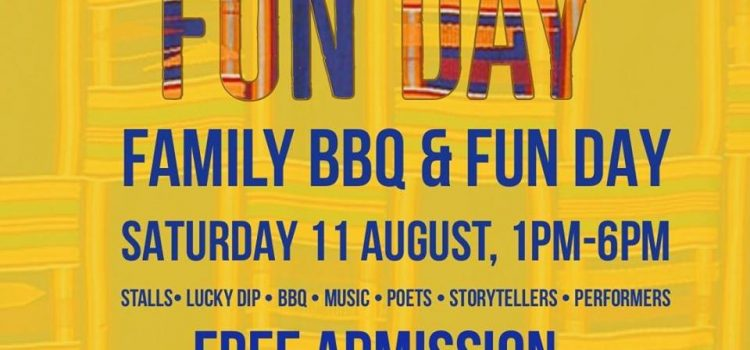 Ace Of Jacks at the Black Cultural Archives Friends – Family Fun Day