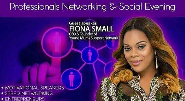 Fiona Small at Networth & Chill: Tuesday 11th September 2018