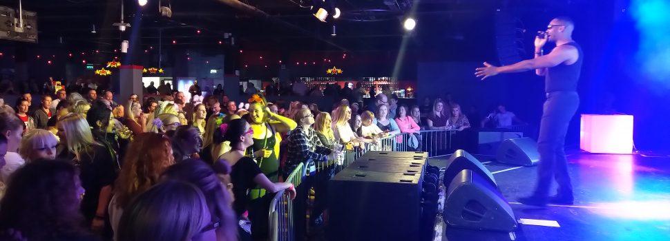 TWSE comes to Butlins Bognor Regis featuring Ace Of Jzacks