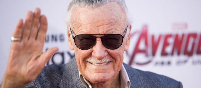 Riece Of Jacks salutes comic legend Stan Lee