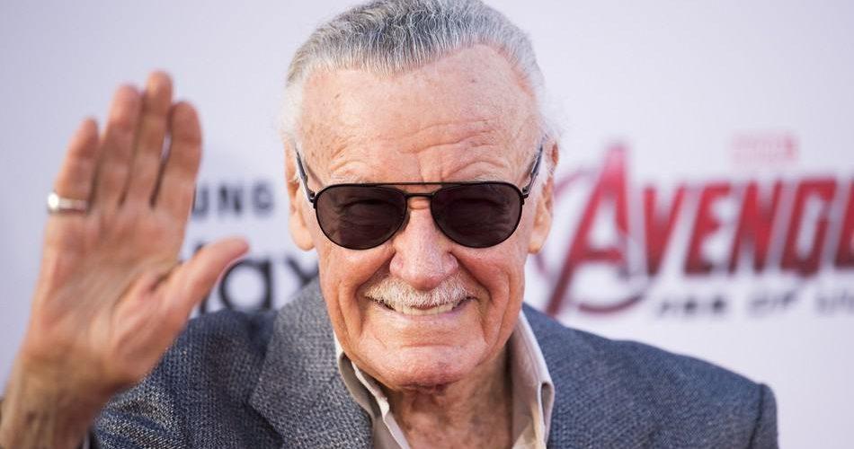 Riece Of Jacks salutes comic legend Stan Lee