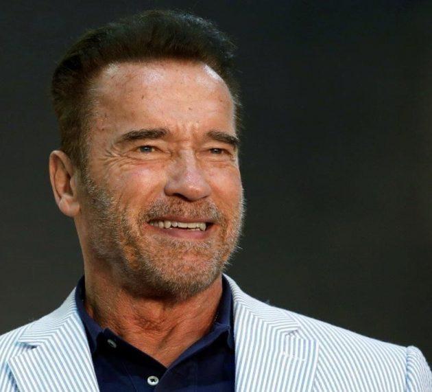 He's back – Riece Of Jacks talks schwarzenegger