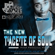"DON'T FORGET THE T""ACE""STE OF SOUL – MIX CD"