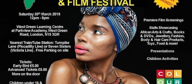Ace Of Jacks back at the Black Market & Film Festival: March 2019