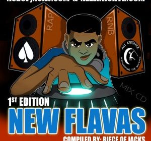 NEW FLAVAS 1st Edition for your morning condition