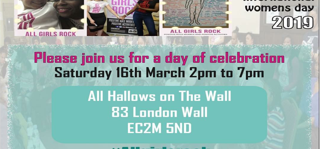 All Girls Rock this Saturday