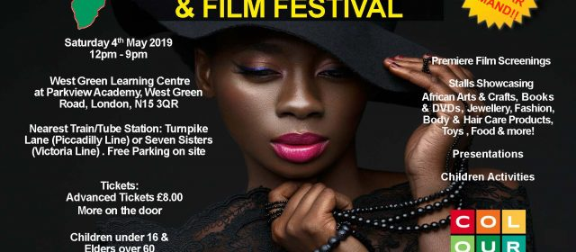 AOJ at Black Market & Film Festival: May 2019