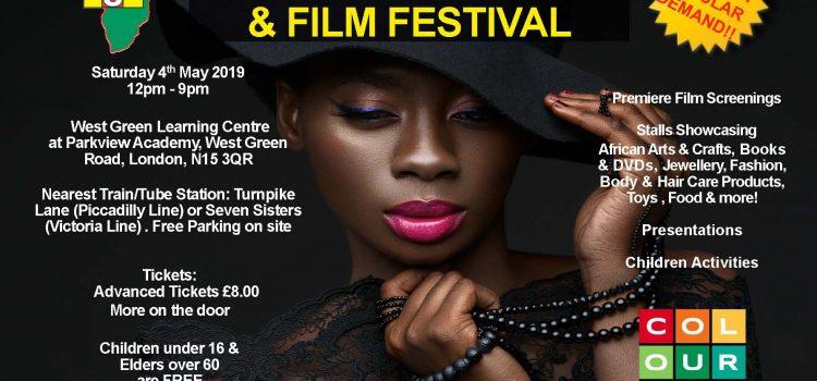 AOJ at Black Market & Film Festival: May 2019