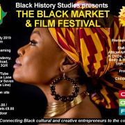 AOJ back at the Black Market & Film Festival: 6th July 2019