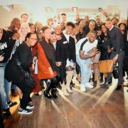 Networth & Vibe featuring Richard Blackwood a success