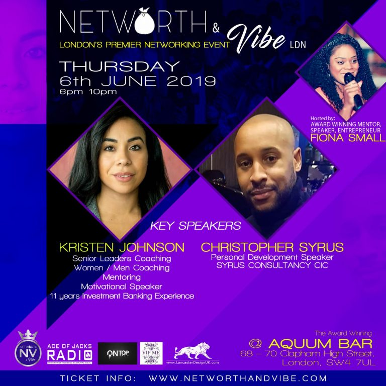Networth & Vibe: 6th June 2019