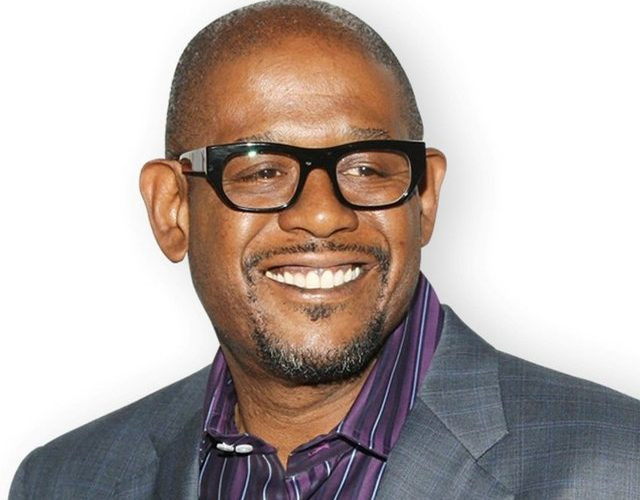 Riece of Jacks sees the wood for the trees with Forest Whitaker