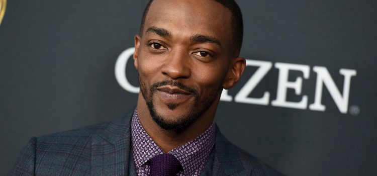 Riece of Jacks flies high with Marvel's Falcon – Anthony Mackie