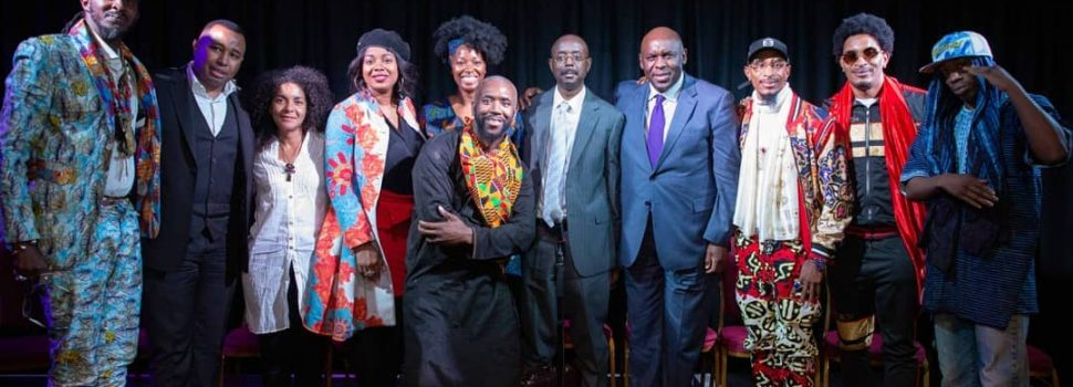 An Audience With Queen Diambi Of The Congo a success