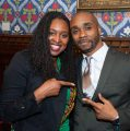 Ace Of Jacks comes to Parliament for Black History Month