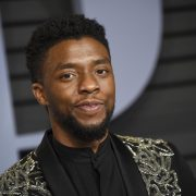 New Flavas ode to Black Panther – Chadwick Boseman