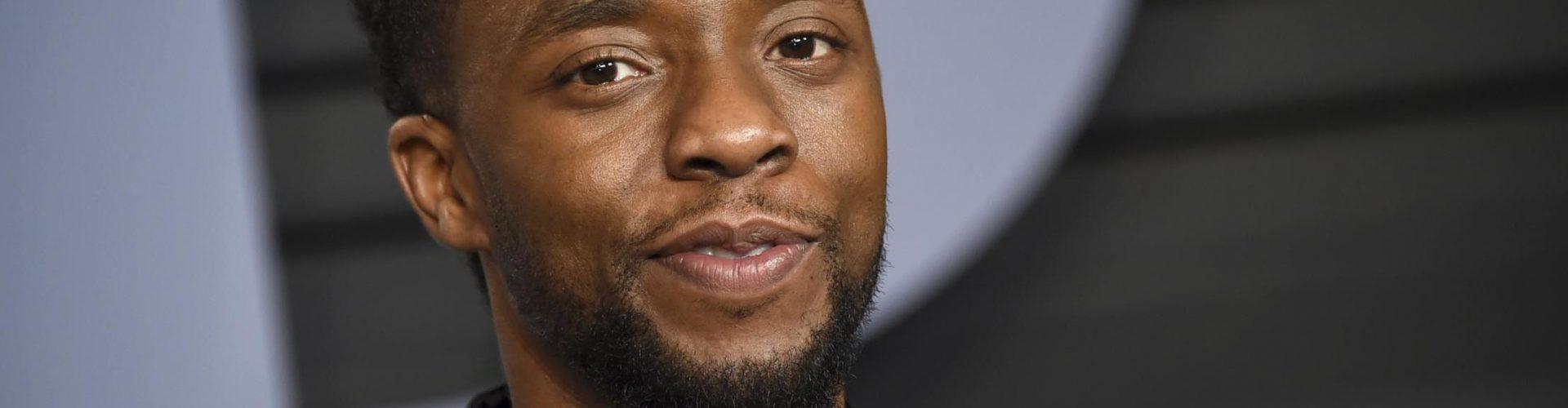 New Flavas ode to Black Panther – Chadwick Boseman