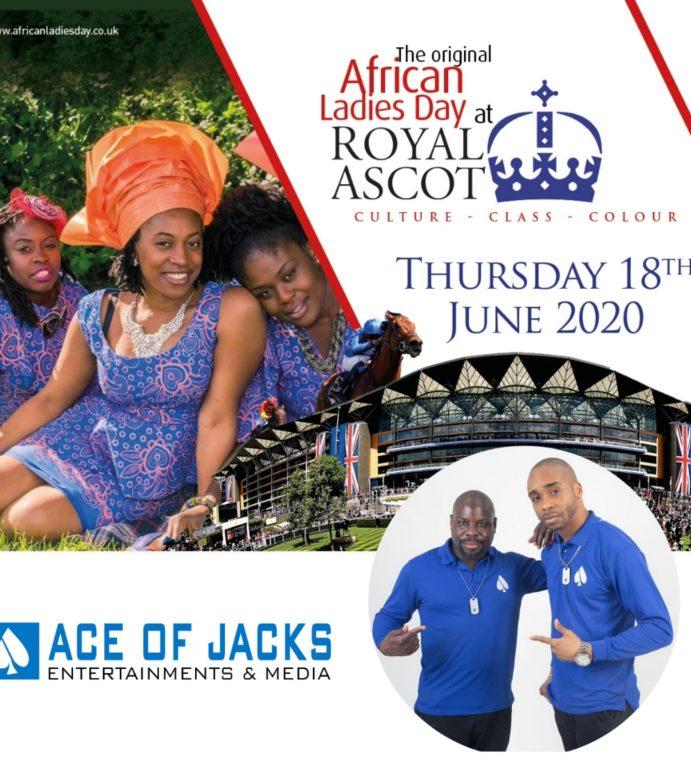 Ace Of Jacks at African Ladies Day at Royal Ascot – June 18th 2020