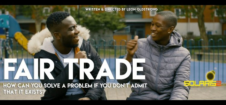 Join our friend Leon Oldstrong for some Fair Trade