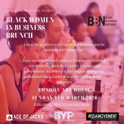 Ace Of Jacks at the Black Women in Business Brunch