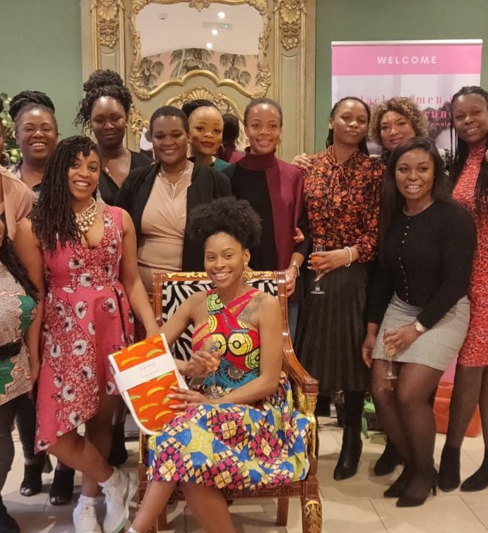 Celebrating Queens at the Black Women in Business Brunch