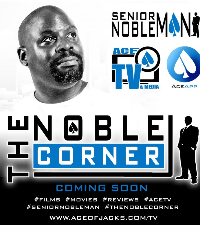 The Noble Corner with Senior Nobleman – COMING SOON!