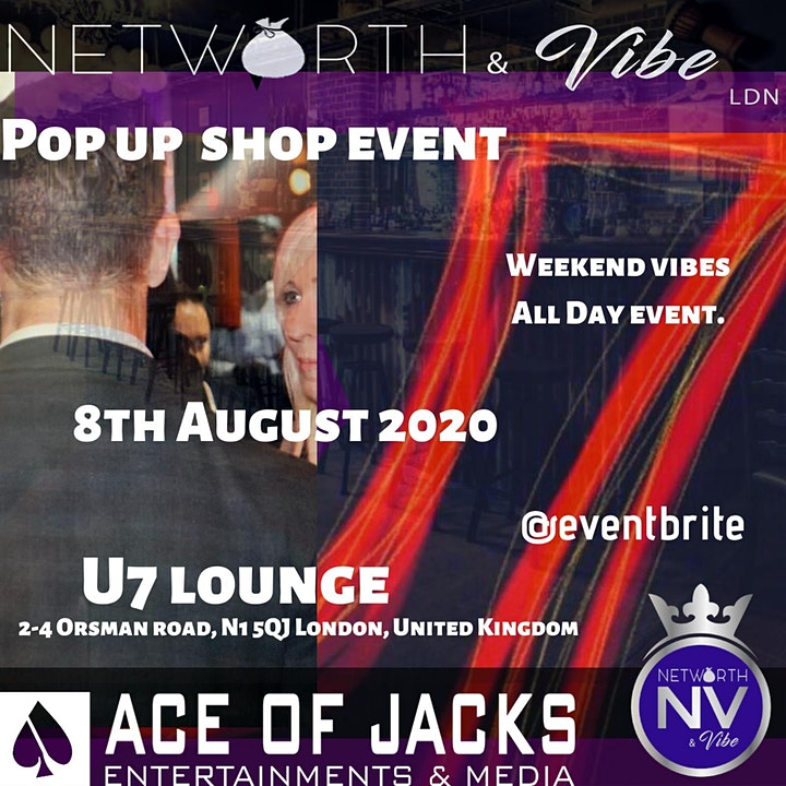 Networth & Vibe returns with the summer Weekend Pop-Up Event