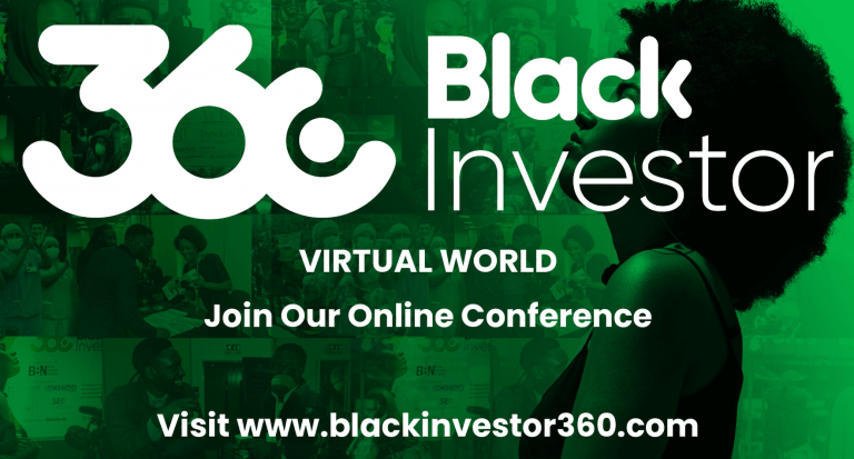 Black Investor 360 returns – Saturday 14th November 2020