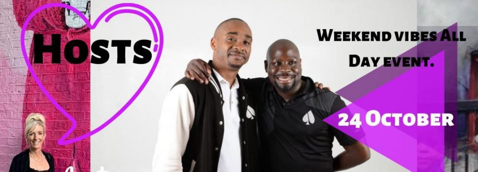 Networth & Vibe back for Black History Month: 24th October 2020
