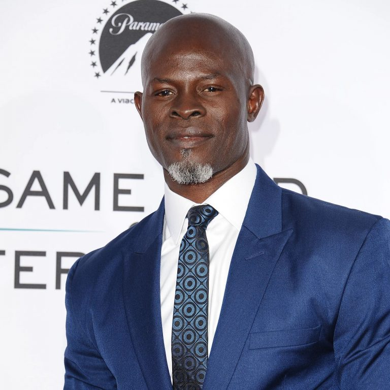 The New Flavas Show returns and Riece talks Djimon Hounsou