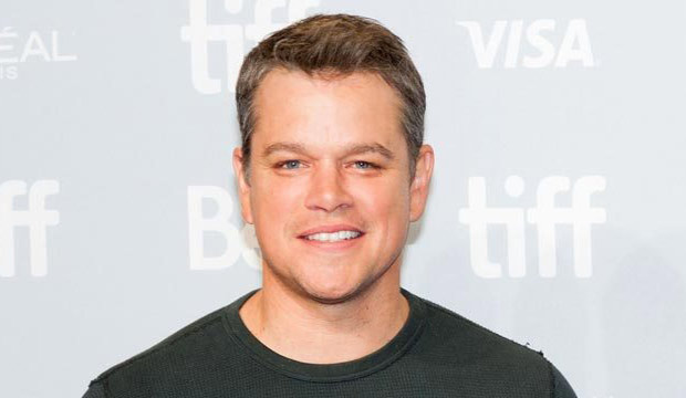 Riece Of Jacks is back talking Matt Damon