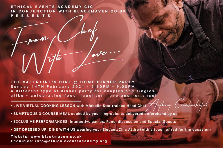 From Chef With Love – Featuring Ace Of Jzacks