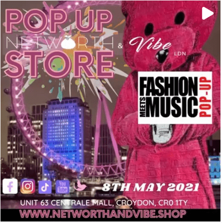 Networth & Vibe returns with May Weekend Pop-Up Shop 2021
